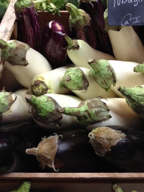 Recette diététique aubergines