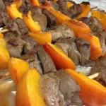 Recette de canard aux abricots