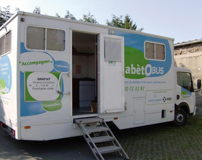 Diabétobus Laëtitia Knopik