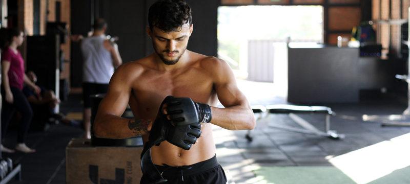nutrition au poids pour la boxe et les sportifs
